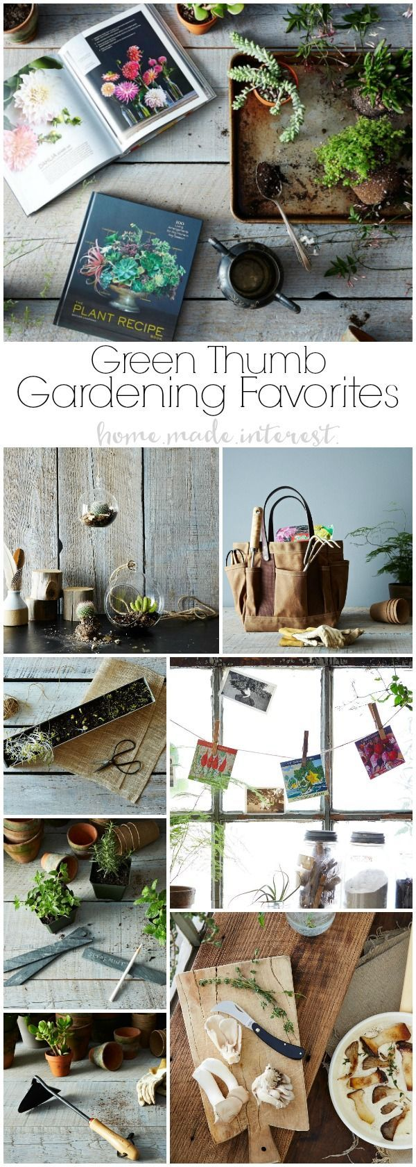 ive made a list of some of my favorite gardener gifts for all of