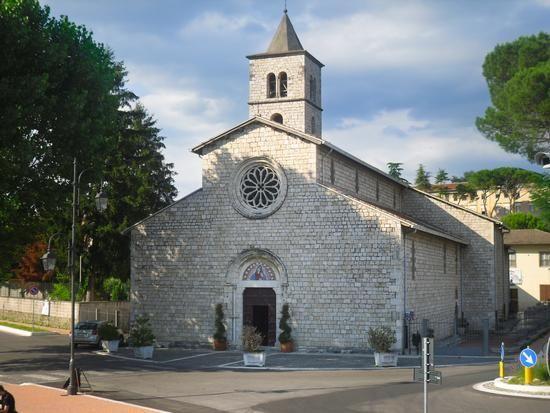 #Ceccano (Frosinone), #Lazio - Chiesa di Santa Maria a Fiume - by Roberto di Molfetta