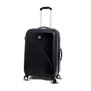 Buy Wenger SwissGear Hardside Lightweight Luggage 24 Spinner Upright  TSA Lock