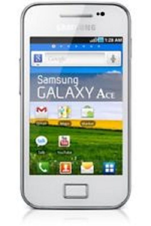 Samsung GALAXY Ace GT-S5830-Smartphone Simfree with box White