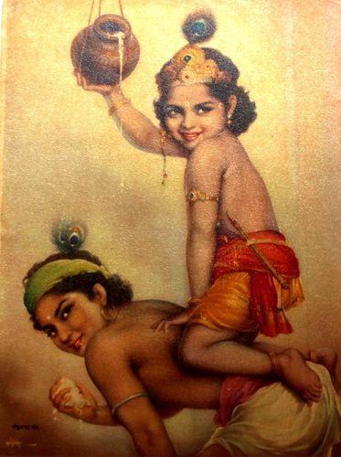 balram & krishna