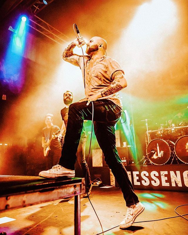 Photos from the August Burns Red #Messengers anniversary tour are up on @stitchedsound! #JordanHeflerPhotography
