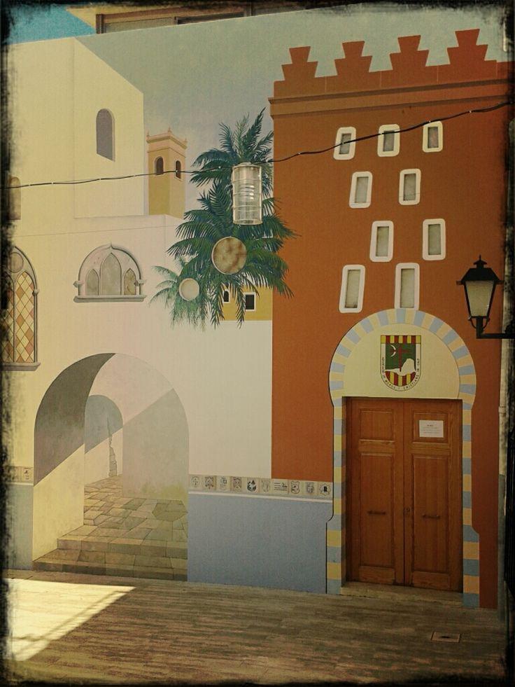 Museo Fester situado en el Casco Antiguo de #Calpe #CostaBlanca www.calperent.com