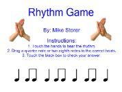 Rhythm Game