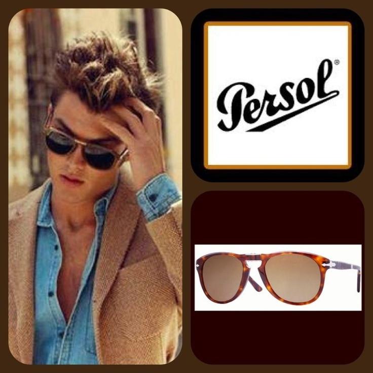 El estilo PERSOL unisex y atemporal. Gafas para personas con mucho estilo.