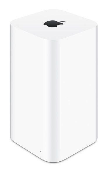 The all-new AirPort Extreme Up to 3x faster Wi-Fi. Rebuilt for speed.