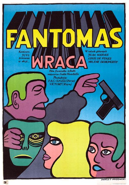 Fantomas wraca
