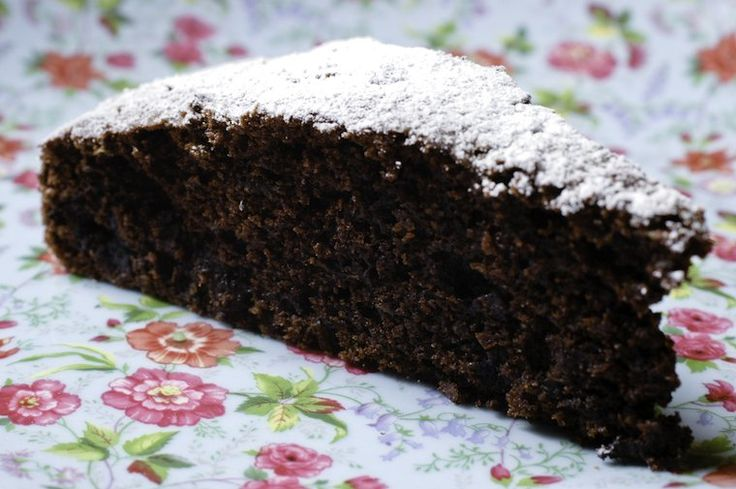 Chocolate zucchini cake- delicious!!!  You really can't tell there is zucchini in there.  Used half butter, half coconut oil.  Took about 1 hr to bake in a 9x9 pan.