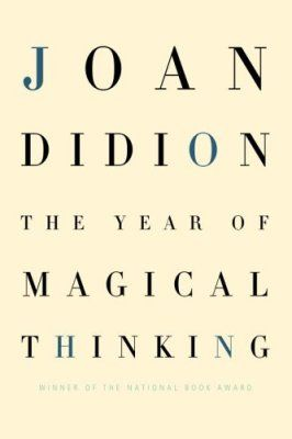 Bilderesultat for joan didion the year of magical thinking pdf