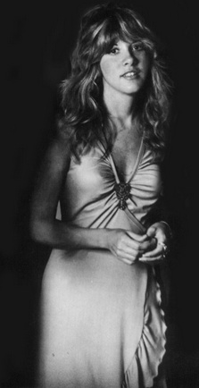 beautiful gypsy- Stevie Nicks i know she was 70s but i loved her 70s look in the 80s