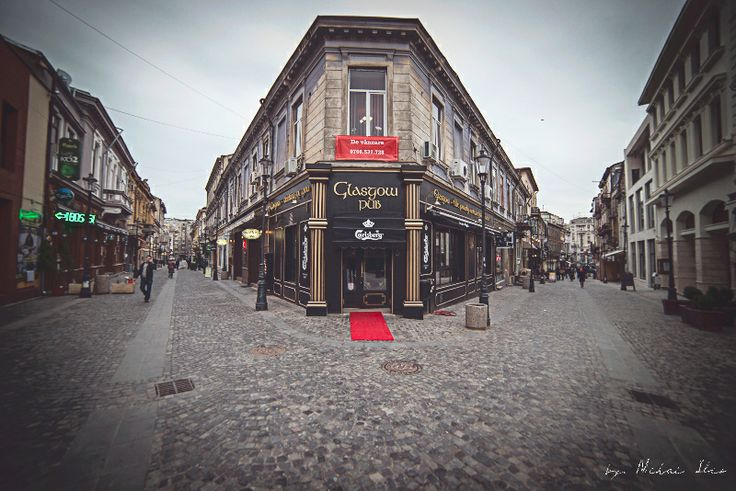 Glasgow Pub - Centrul Vechi, Bucuresti. Glasgow Pub - Old City, Bucharest