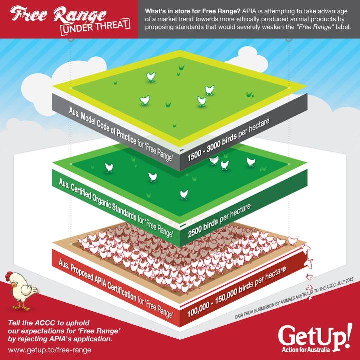 Free range under threat? GetUp's Infographic July 2012.