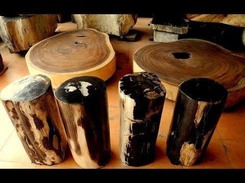 IndoGemstone Rustic Coffee Tables and End Tables - YouTube