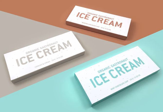 Artisanal Freeze-Dried Ice Creams - Gastronaut Ice Cream Is Crafted With the Spirit of Adventure (GALLERY)
