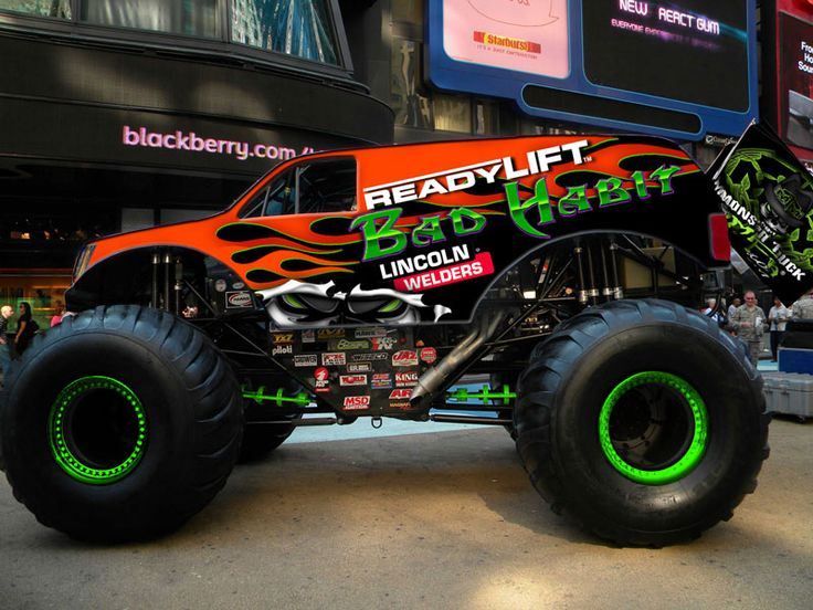 Best Monster Cars Trucks Images On Pinterest Monster Trucks