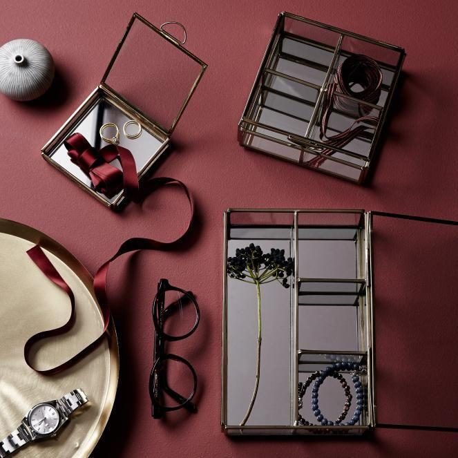 Säilytyslaatikko Etty 7,95 #säilytyslaatikko #joululahjat #hemtex