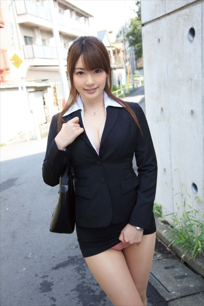 Chinese office lady good