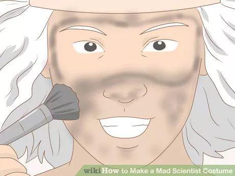 Make a Mad Scientist Costume Step 9