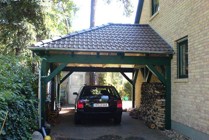 1000 images about carports breezeways on pinterest for Craftsman carport