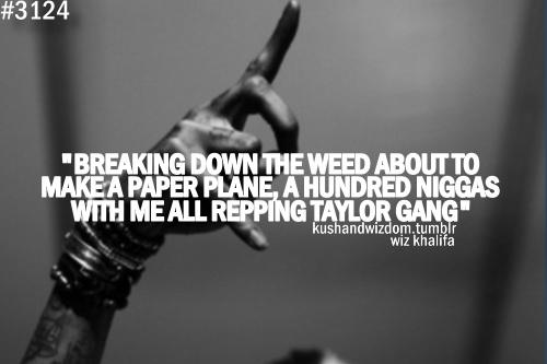 wiz khalifa, Taylor Gang Or Die, #tgod