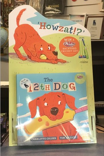The 12th Dog ... in stores at last!