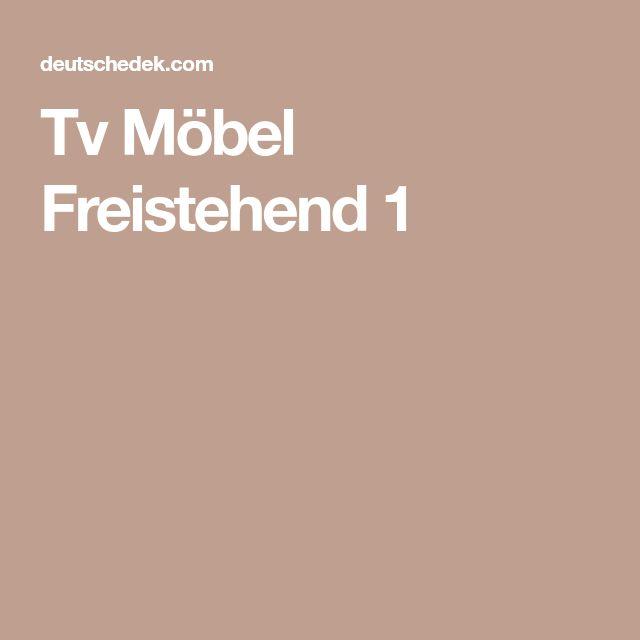 Tv Möbel Freistehend 1