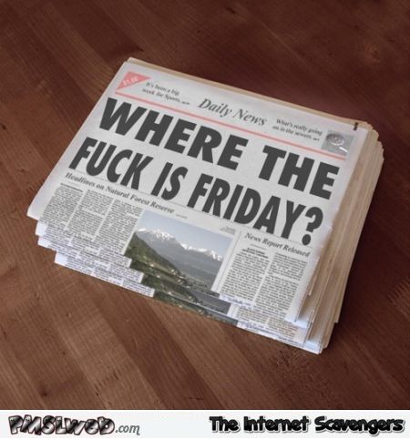 Wacko Thursday funnies  A daily dose of hilarious nonsense  PMSLweb
