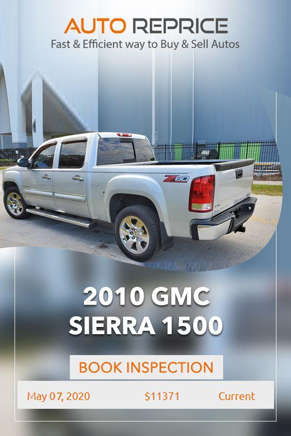 2010 Gmc Sierra 1500 In 2020 Gmc Sierra 1500 Gmc Sierra Sierra 1500