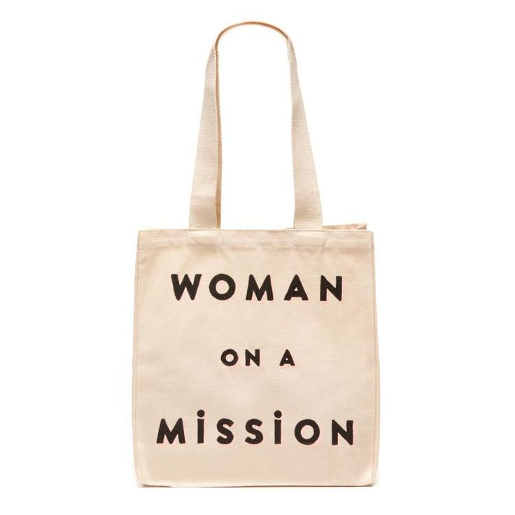 Women on a Mission Tote