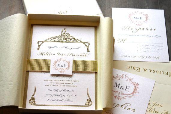 Box Of Wedding Invitations: Best 25+ Box Wedding Invitations Ideas On Pinterest