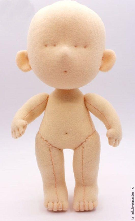 Купить Ткань для пошива кукол. - бежевый, ткань для кукол, ткань для пошива куклы, куклы и игрушки