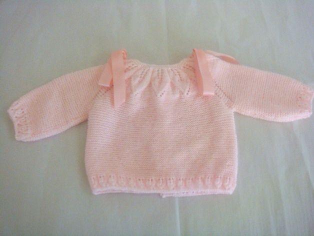 tutoriales chaquetitas bebe - Google Search