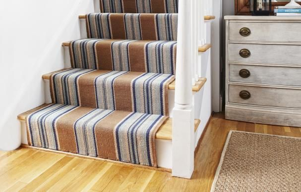 Best How To Install A Handsome Stair Runner House Home 400 x 300