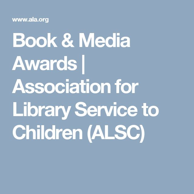 Who: Association for Library Service to Children (ALSC) What: This site gives information on current literature and media awards for children's authors and illustrators.  How: By having the list of award winners, I can find a variety of worthwhile books to read to students. I can also know which books are popular among students so that I can offer those options to my class as well.