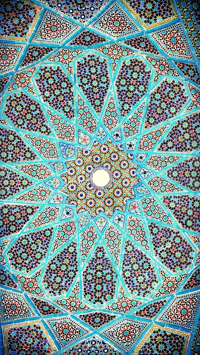 Awesome Phone Wallpapers : Islamic art of architecture  Cool Phone Backgrounds  Art islamique