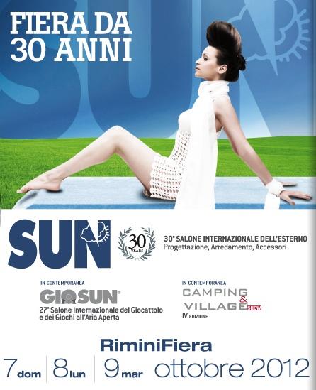 Il mondo dell'outdoor al SUN: RiminiFiera, 7-9 ottobre 2012