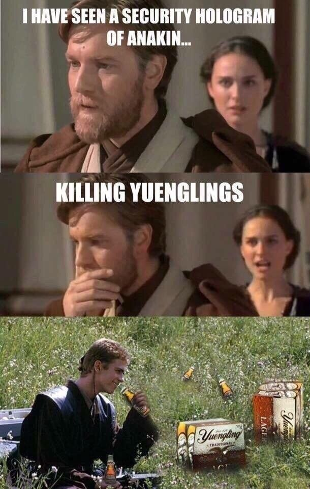 50 Star Wars Prequel Memes That Will Give You The Higher Ground Starwarshumor Star Wars Humor Star Wars Memes Funny Star Wars Memes