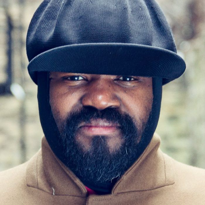 Jazz singer Gregory Porter is about to release a new album called 'Take Me To The Alley'. Why don't you do so, grab some headphones and walk through some with his music in your ears?