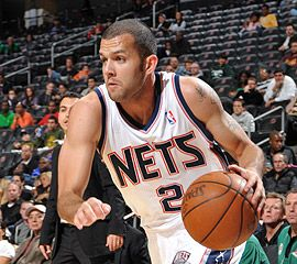 Jordan Farmar - New Jersey Nets