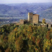 Rhineland Pfalz hiking trails, other Germany info