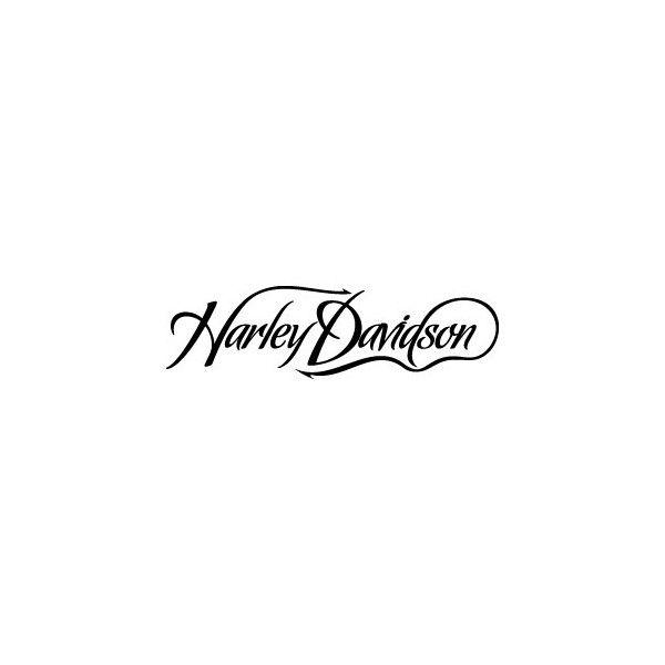 Harley Davidson Printable Stencil