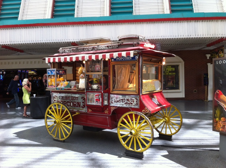 Las Vegas Hot Dog Cart Rental