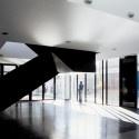 Edificio renovación y adición auditorio de la Facultad de Bellas Artes, Universidad de Chile / Emilio Marín + Albert Tidy