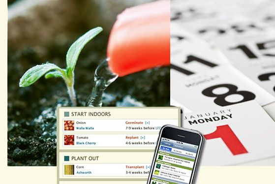 Great program for planning your garden and keeping you on track