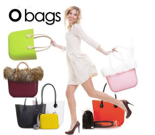 O bag, personalizable, original, divertido