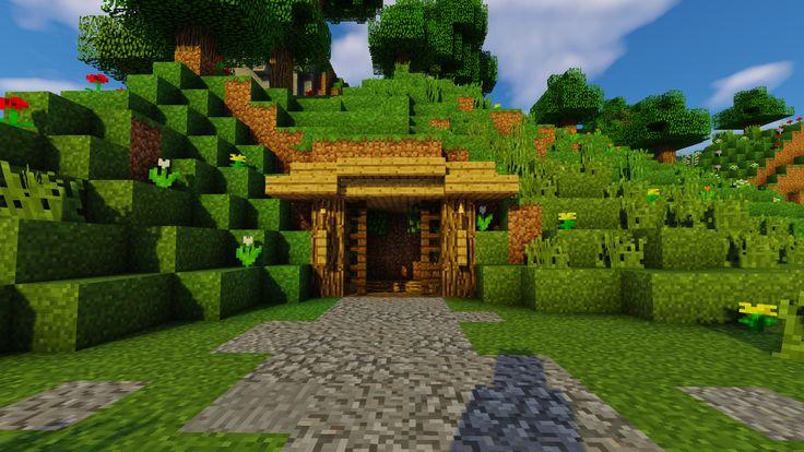 Minecraft Survival Mineshaft - Imgur