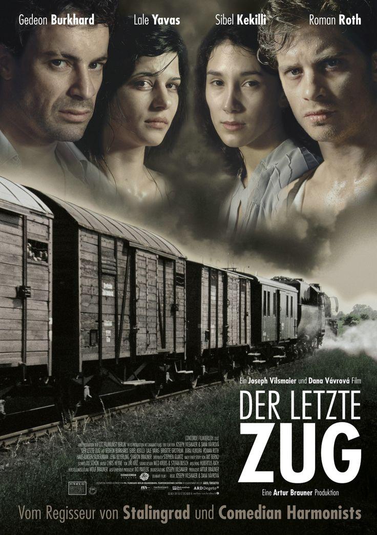 DIMARTS 19 DE MAIG DE 2015. 5a. Edicció de Cinema en Català. // ÚLTIM TREN A AUSWITZ  (2006) de Dana Vávrová.Alemanya 1943. Els nazis es proposen eliminar     definitivament tots els jueus de Berlín. Més de 70.000 són deportats. A l'abril de 1943 surt de l'estació de Grunewald cap a Auschwitz un tren amb 688 jueus. Durant 6 dies, els passatgers hauran de passar tot de penúries. Molts d'ells intentaran fugir mentre el tren s'acosta, inexorable, al seu destí. #recomanacions #cinemaencatala…