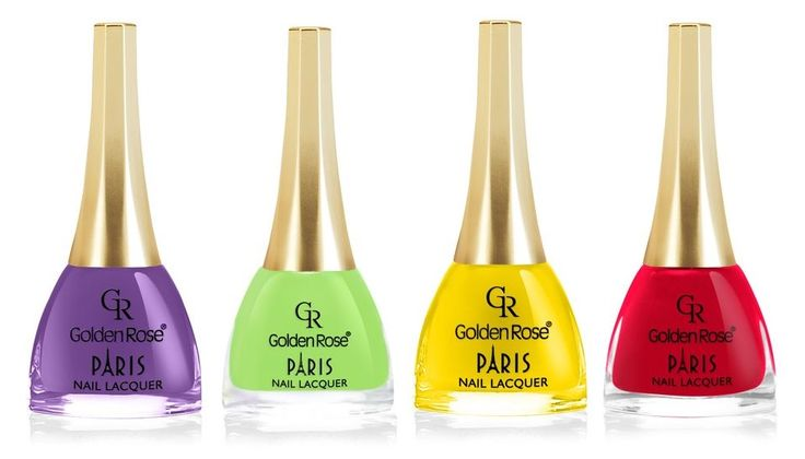 Golden Rose Paris Nail Lacquer Teletubbies colors #TinkyWinky #Dipsy #Laalaa #Po #Teletubbies #Purple #Green #Yellow #Red