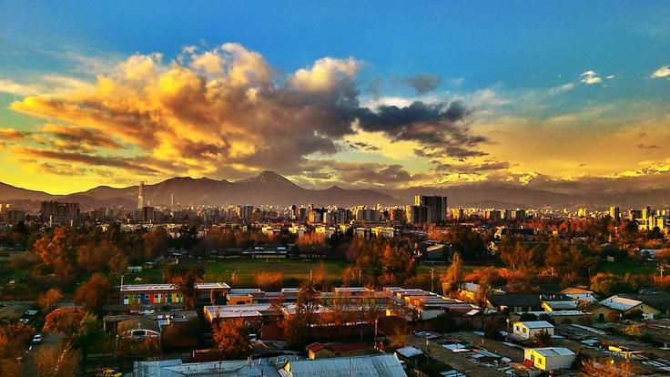 Santiago. Foto de Miguel Barrios T.