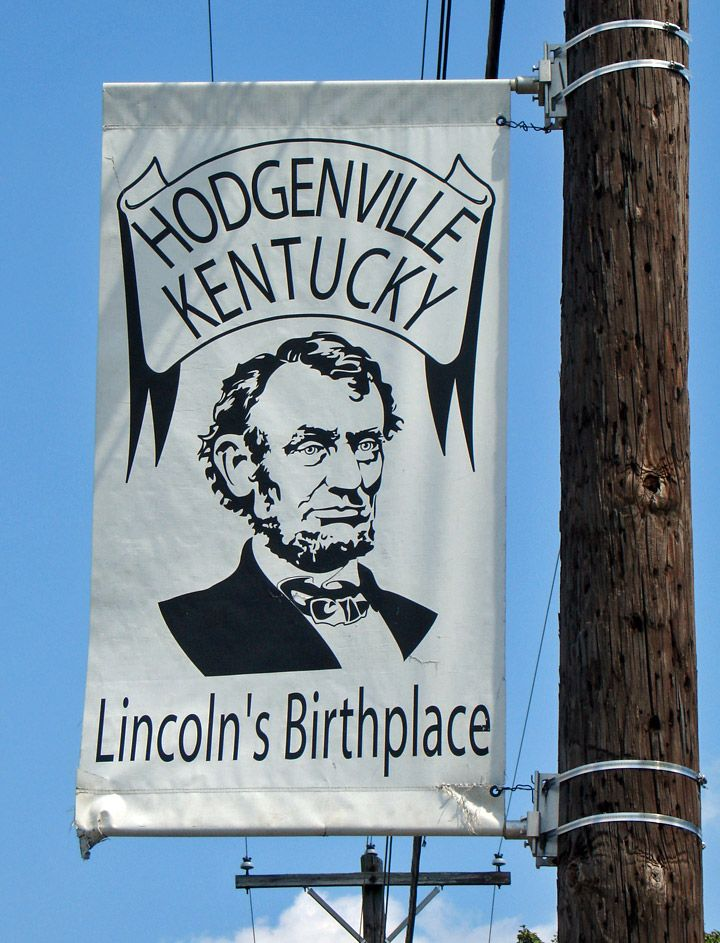Lincoln's Birthplace, Hodgenville, Kentucky  -  (Travel Photos by Galen R Frysinger, Sheboygan, Wisconsin)